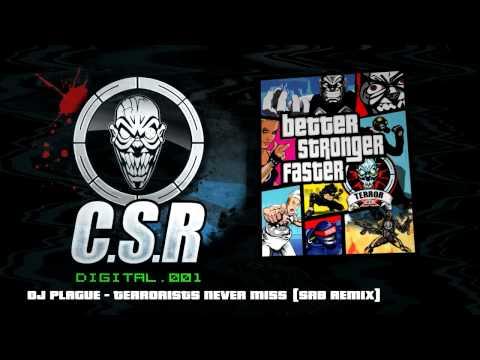 DJ Plague - Terrorists Never Miss (SRB remix)