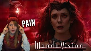 WandaVision and the Destruction of Grief | Explained
