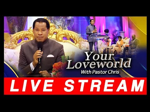 Your Loveworld with Pastor Chris Phase 4 Day 6