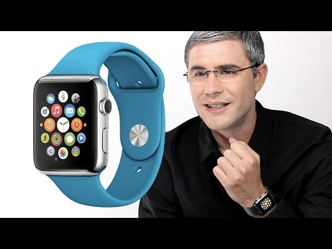 CYPRIEN - PARODIE PUB APPLE WATCH