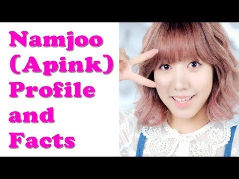 APINK Namjoo Profile and Facts | KPOP Apink