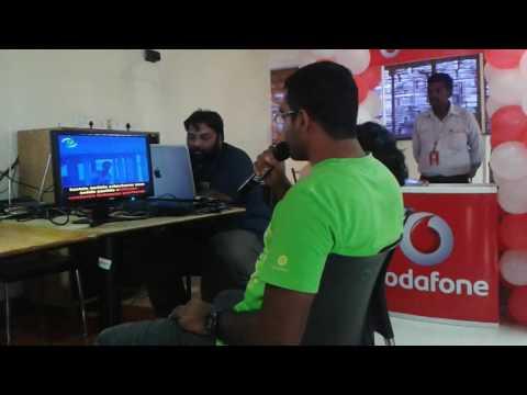 Vodafone Karaoke Competition