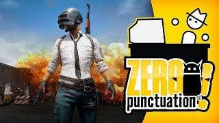 Zero Punctuation: PlayerUnknown`s Battlegrounds на русском
