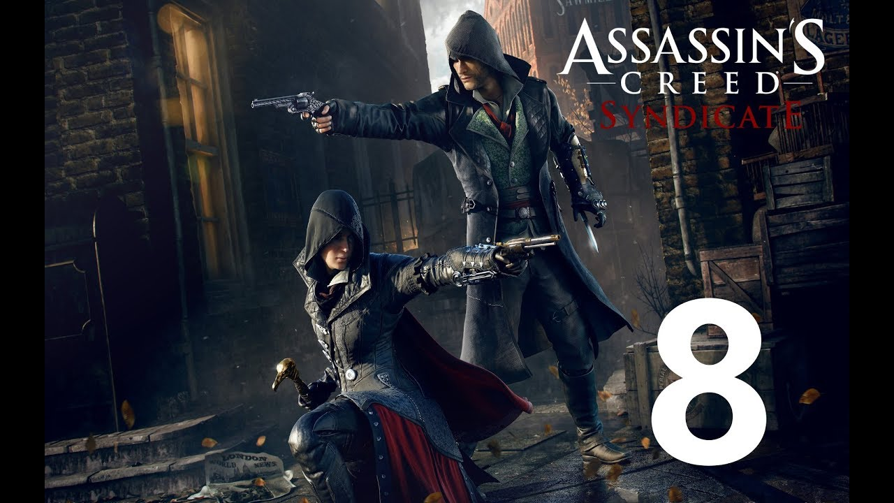Assassin\'s Creed Syndicate Parte 8 Español - YouTube