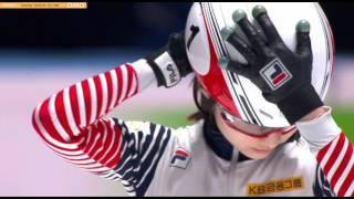 2016 17 Short Track World Championships , Rotterdam, Women 1500 Final A