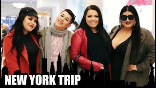 Skinny Squad Takes New York!