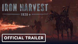 Iron Harvest - Official Trailer | gamescom 2020