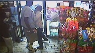 SURVEILLANCE VIDEO: Police say Michael Brown was suspect in Ferguson store robbery