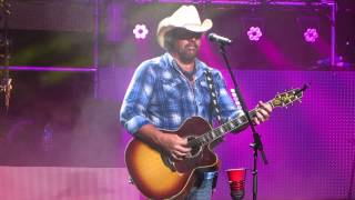 Toby Keith - Should've Been A Cowboy - July 13, 2014