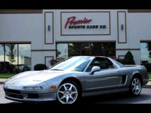 Acura NSX NSXT For Sale In SPRINGFIELD MO YouTube - 2000 acura nsx for sale