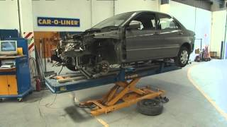A Career In Automotive Collision Repair (jtjs32008)