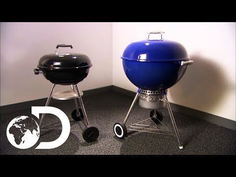 BARBECUES | How It's Made
