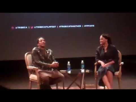 tribeca film festival  Conversation between Ava duVelery  and Q Tip  pt 1MP4
