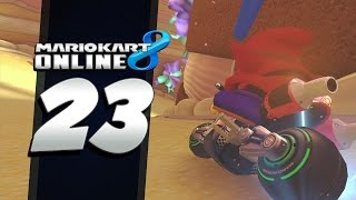 Mario Kart 8 Online | Back to the Bike