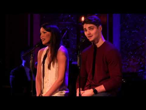 """Caroline Bowman & Austin Colby - """"Somewhere Out There"""" (An American Tail)"""