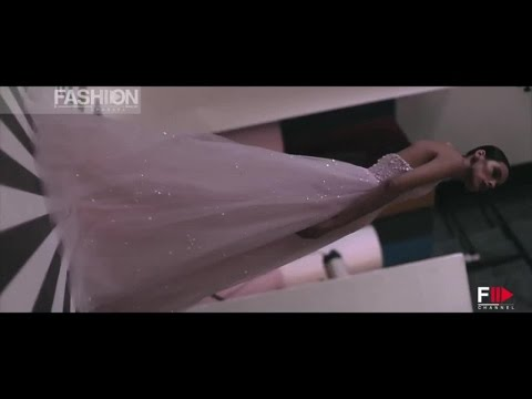 GEORGES HOBEIKA Signature Spring Summer 2015 Haute Couture Paris by Fashion Channel