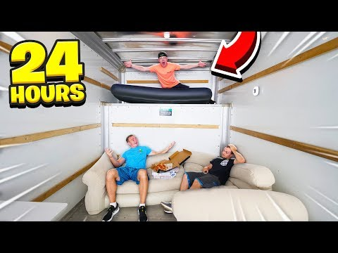 SLEEPOVER AT 3AM! | We Are The Davises from YouTube · Duration:  6 minutes 35 seconds