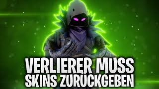 THE VERLIERER RETURNS HIS BEST FORTNITE SKIN! 🔥 | Zula