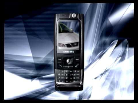 Tv reklam Samsung Mobile 2005
