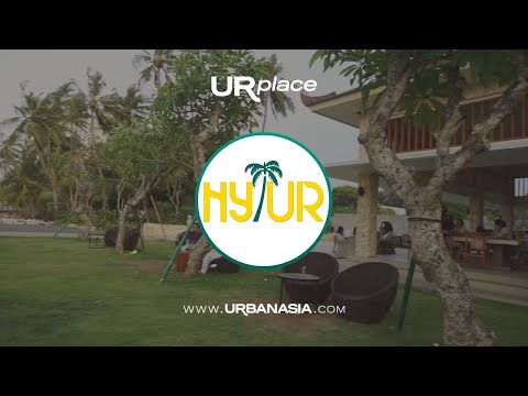 URplace - Jakarta rasa Bali di Nyiur Resto, Ancol