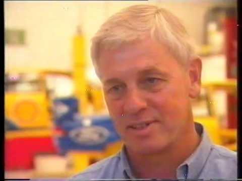 Today Tonight - 1995 Dick Johnson Interview