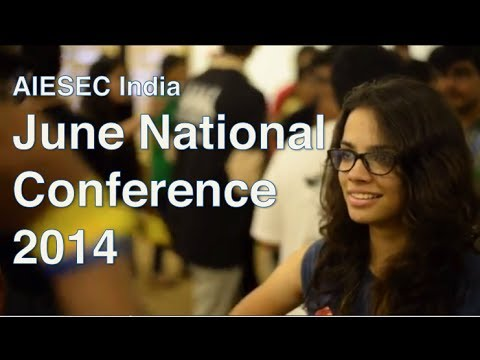 June National Conference 2014 | Conference Moments