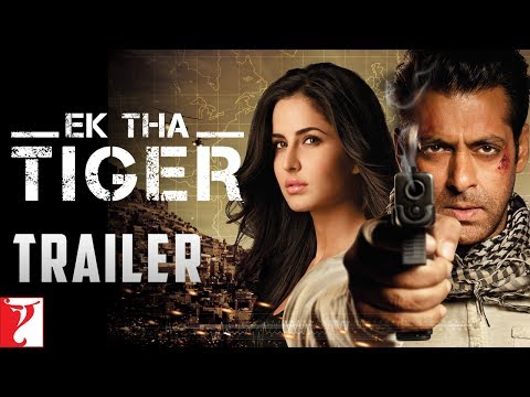 Ek Tha Tiger (OmU) - Trailer