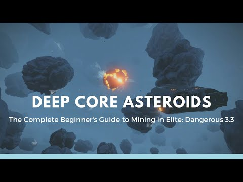 The Complete Beginner's Guide To Mining - Elite: Dangerous 3.3