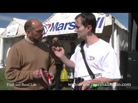 Marshalls Radio Telemetry at the British Falconry Fair