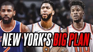 Why The New York Knicks MIGHT BE THE BIGGEST WINNERS After The Porzingis Trade