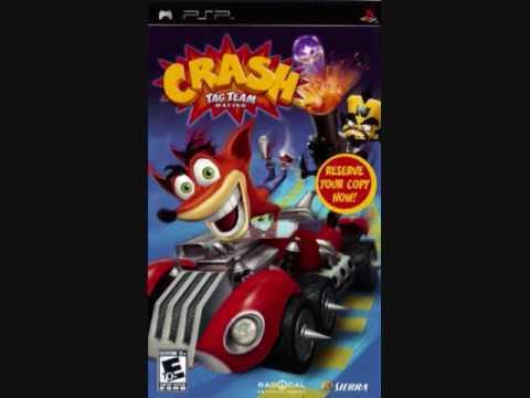 crash tag team racing psp free download