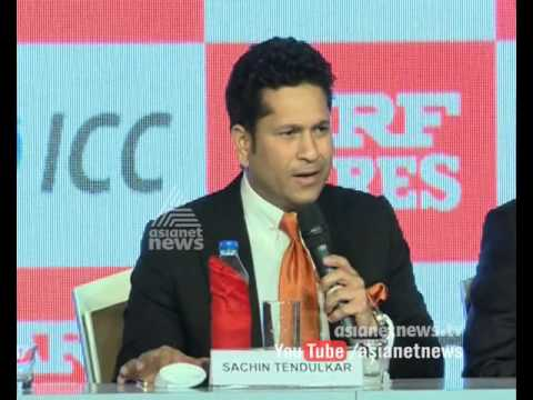 Sachin Tendulkar Praising Chennai People, they overcome the Chennai Flood