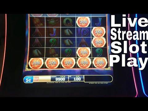 Live Stream Slot From Morongo Casino