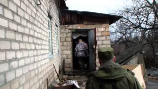 Помощь сослуживцу. Батальон ХАН. ДНР