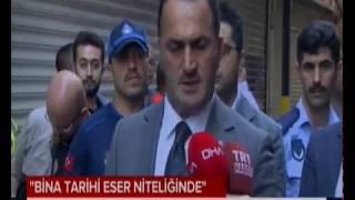 Beyoğlu Belediyesi Bina Tarihi Eser Niteliğinde Trt Haber