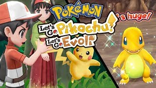 Lavandia & Shiny hunt 😍  Let's Go Pikachu & Pokémon Let's Go Evoli