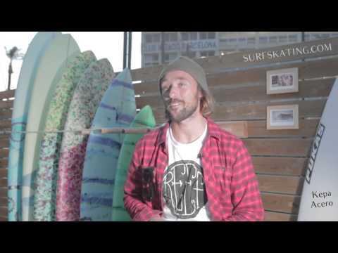 Entrevista Kepa Acero - Surf Film Under Desert Sun - Angola con Dane Gudauskas