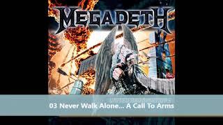 Megadeth   United abominations full album 2007