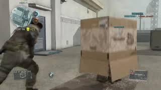 Last Metal Gear Online game before 2021
