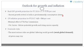 Preparation for Civil Services:  Analysis of Economic Survey - Overview of the Indian Economy