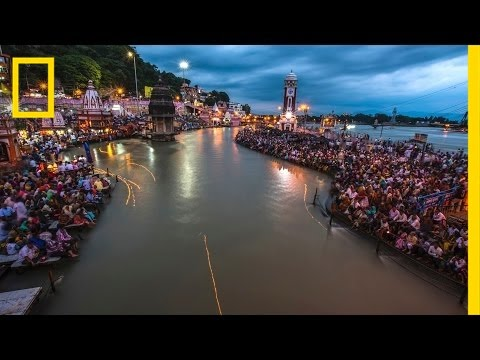Chasing Rivers, Part 2: The Ganges | Nat Geo Live