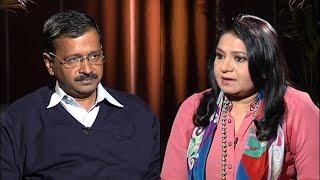 Delhi CM ARVIND KEJRIWAL | आमने-सामने with Anurradha Prasad | Part 2