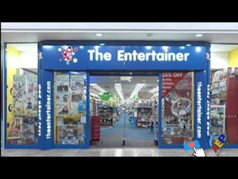 Aylesbury News, The Entertainer toy shop have raised over a £1 million for charity