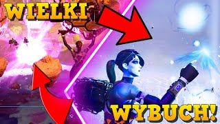 AN ENTIRE EXPLOSION OF CUBES! (BRILLIANT view!) Charm Nightmare Event in Fortnite Battle Royale