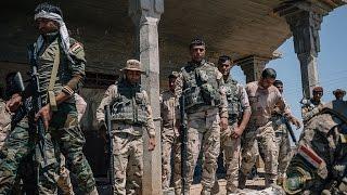 أخبار عربية - إشتباكات عنيفة بين القوات العراقية وداعش في حي القادسية في الموصل