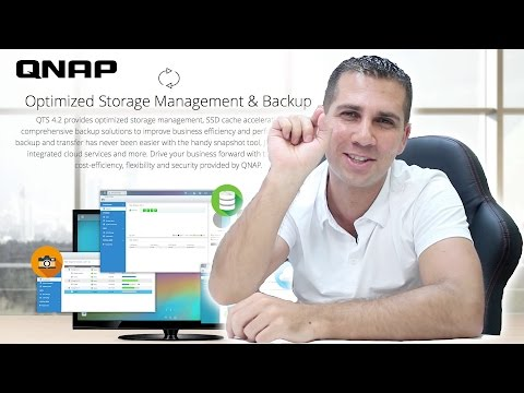 QNAP Dashboard In-depth Overview QTS 4.2