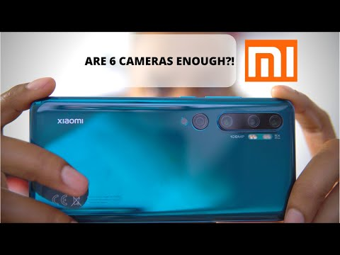Great Camera Phone or Great Smartphone? - Xiaomi Mi Note 10 REVIEW
