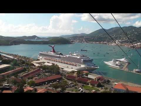Island of St Thomas Paradise Point