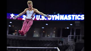 See the opening action of the 2019 U.S. Gymnastics Championships in Kansas City