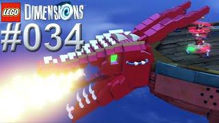 LEGO DIMENSIONS #034 Drachenschiff ★ Let
